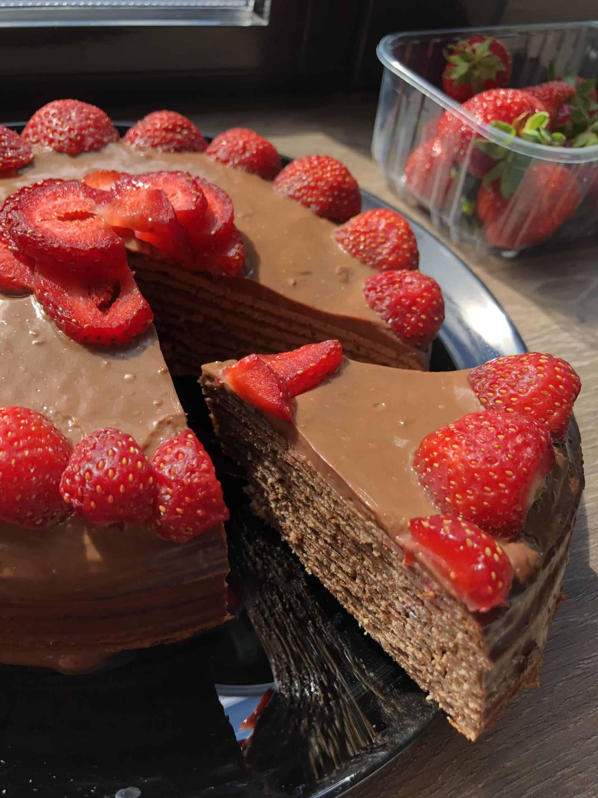 ПП Торт «Двойной шоколад» 🍫